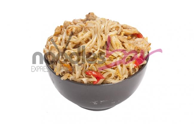 Pad Thai Carne de Porc si Legume 350gr