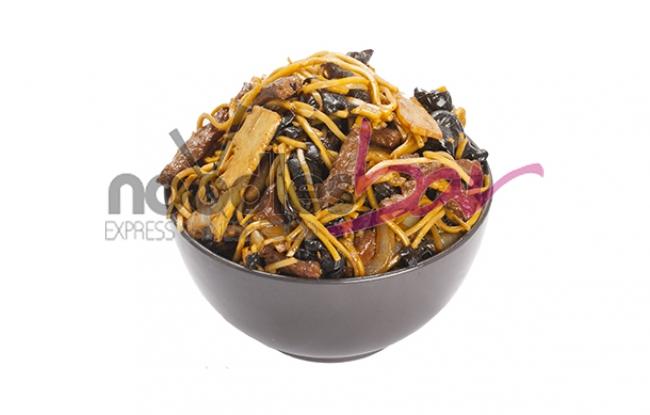 Noodles BCV (Bambus Ciuperci Vita) 350gr