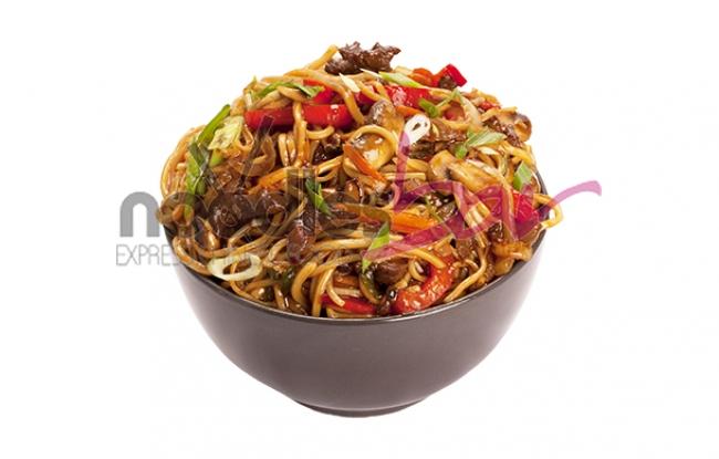 Noodles cu Vita si Legume 350gr