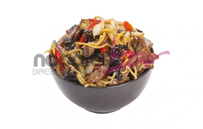 Noodles cu Carne De Vita Sichuan 350gr
