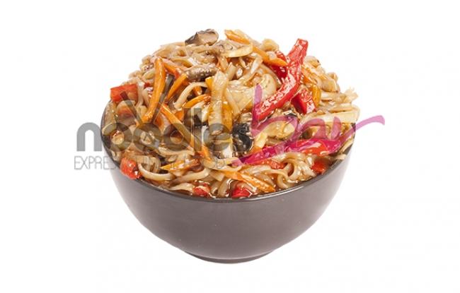 Thai noodles cu legume 300gr